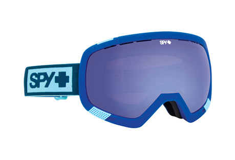 spy optic platoon goggles- Save 46% Off - The Platoon lets the chaotic world in when you're charging down something that clearly should have been scoped out better from the top. Spy supplies the view, you supply the vision.  Features:  - Frame: Elemental Blue  - Lens: Blue Contact (+Bronze w/Silver Mirror)  - Built from flexible polyurethane  - Features the Scoop(R) ventilation system  - Anti-fog 5.5-base ARC(R) spherical dual-lens with anti-scratch protection  - Free premium bonus lens  - Triple-layer Isotron(TM) face foam with moisture-wicking Dri-Force(TM) fleece  - Silicone-ribbed strap  - 100% UV protection  - Helmet compatible with the most popular helmets on the planet.  - Last Chance: Discontinued Style