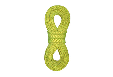 sterling rope fusion photon yellow dry 50m- Save 41% Off - The Fusion Photon is Sterling's first half rope that is also certified to twin. It was manufactured to have a perfect balance of diameter to weight. Designed to round out the Fusion series as a performance half rope, the Photon is small and light, making rope drag less of a concern over long or windy pitches.  Features:  - Diameter: 7.8mm  - UIAA falls: 5 | 16  - Weight: 42 g/M  - Dynamic Elongation: 35.3% | 32.3%  - Static Elongation: 11.7% | 6.5%  - Impact Force: 5.6kN | 8.7kN  - Dry treated