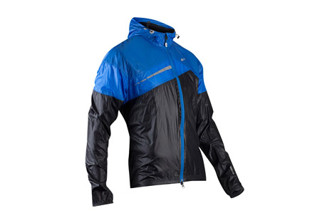 sugoi run for cover jacket - men's- Save 46% Off - Deceptively feature-packed, stylish, lightweight and designed to keep you outside. SUGOi's Run For Cover Jacket features SUGOI's lightweight woven shell for breathable, wind and water resistance. A running-specific hood offers coverage without limiting visibility.  Features:  - Fall 2014  - A stylish run jacket featuring lightweight woven shell for breathable, wind and water resistance  - Mesh lined hood and upper body for an attractive visual aesthetic and enhanced ventilation  - Running-specific hood  - Drop tail hem for advanced coverage  - One zip back pocket, with media cord access, for storing run essentials  - Last Chance: Discontinued Style