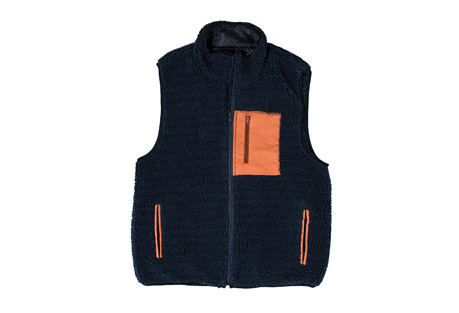 United By Blue Remus Fleece Vest - Men's