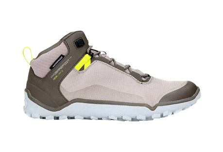 vivo hiker boots - men's- Save 57% Off - VIVO's lightweight, synthetic hiking boot lets your feet feel the terrain, helping you keep your balance, whilst the robust lugs help you get a grip of the ground beneath. Light, breathable and long-wearing; VIVO's new synthetic off-road boot is designed to let your feet perform as nature intended. Flat and wide, Hiker allows you to maintain natural balance, while the hydroguard lining keeps the water out. The ultra-thin, flexible, puncture-resistant sole is covered with robust 4.5mm lugs that will allow your feet to get a grip in the muddiest, toughest walking landscapes.   Features:  - Upper material: Hydrophobic Mesh  - Collar/panel/lining: Dri-Lex Performance lining, Hydroguard waterproof sock, Hydrophobic mesh collar.  - Sole unit: V - TREK  - Sole thickness: 2.5mm sole with 4.5mm lugs  - Sole description: V Trek - Multi-directional 'V-teeth' for the steepest, muddiest, wettest terrains. Ultimate off-road traction and sensory feedback (proprioception)  - Closure/lacing: Lace Up boot  - Insole: Yes  - Eco-credentials: 100% Vegan