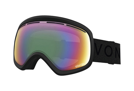 vonzipper skylab goggles- Save 41% Off - Defy the laws of gravity and take a moon shot in the VonZipper Skylab snow goggle. The captain of the Milky Way, your game will orbit the outer limits in this spherical space shield. A dual anti-fog lens with flow through venting gives you the wide peripheral field of vision and visual acuity every cosmonaut needs, while the thermo-polyurethane frame and triple density face foam allow the goggle to fit in any condition, with or with out a helmet. The Skylab will take you to the moon and back at a price that science doesn't understand.  Features: 16/17 Model Year  - Ergonomic Frame Design  - Thermo-Polyurethane Injection Molded Frame  - 100% UV Protection  - Dual Spherical Polycarbonate Lens  - Maximum Peripheral Vision  - In the Box: Skylab snow goggle, dual sleeve microfiber goggle bag