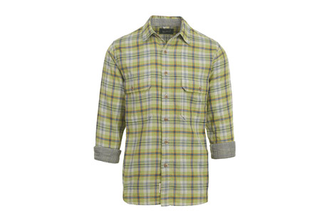 Woolrich Weekend Eco Rich Double Weave Shirt - Men's