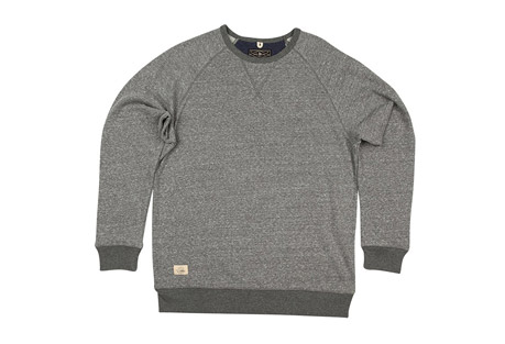 Wilder & Sons Oswald Fleece Crew - Men's