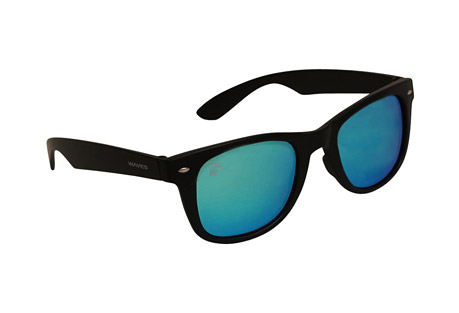 Waves Gear Reflective Floating Sunglasses - Classic