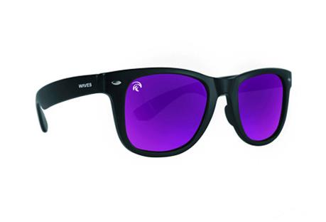 Waves Gear Reflective Floating Sunglasses
