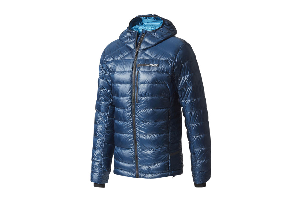 adidas Terrex Climaheat Agravic Down Jacket Men's | The Clymb