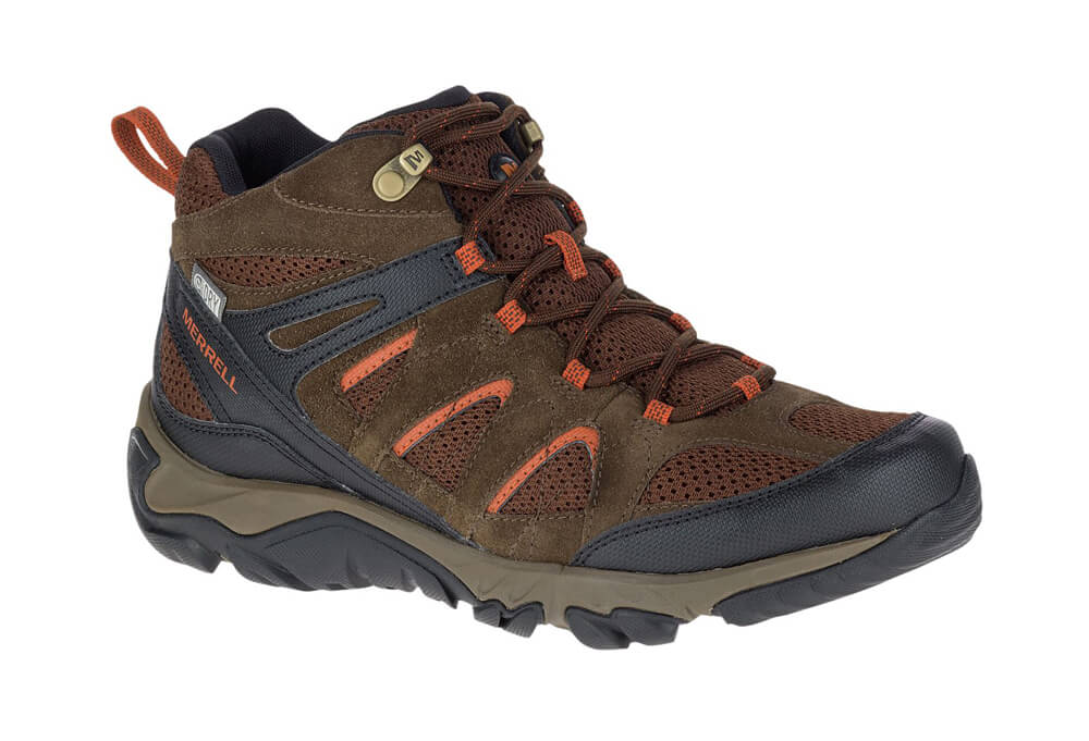 Merrell Outmost Mid Vent WP Boots - Men