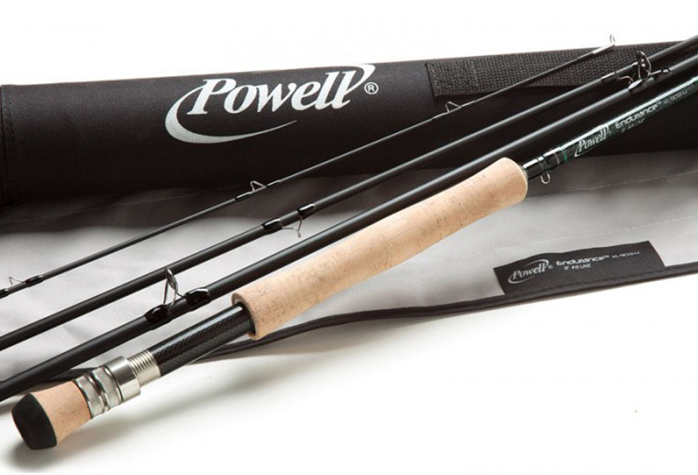 Powell rods endurance 908 4 fly the clymb for Powell fishing rods