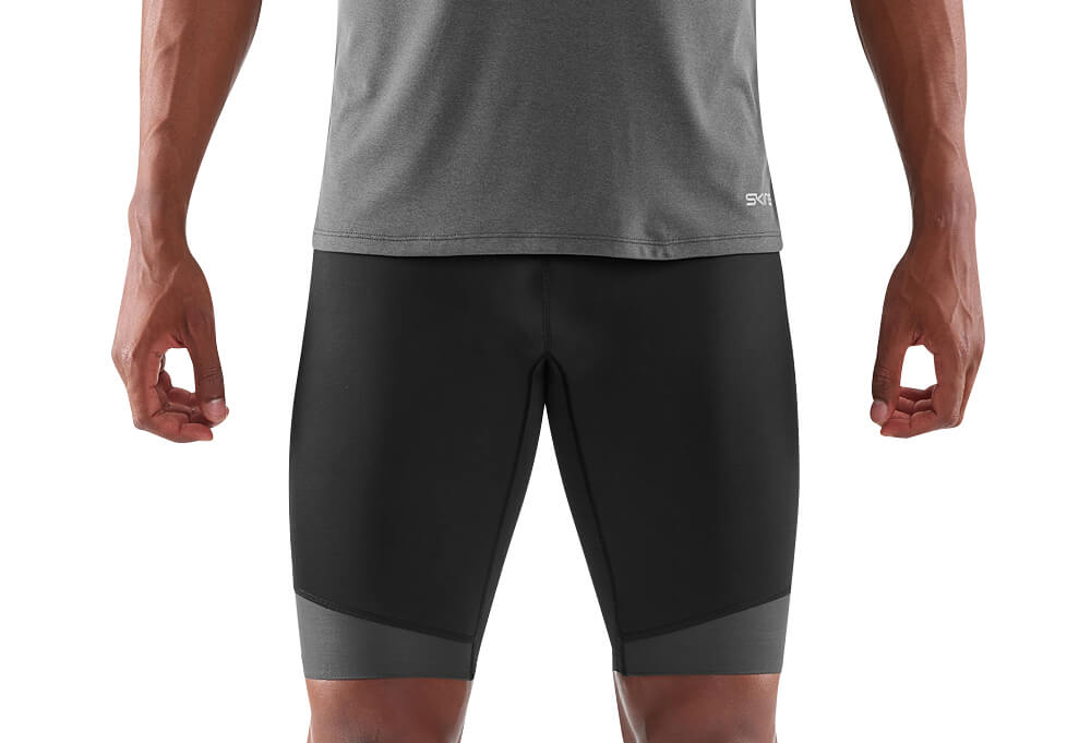 8dd793a287 SKINS DNAmic CORE Compression Long Half Tights - Men's | The Clymb