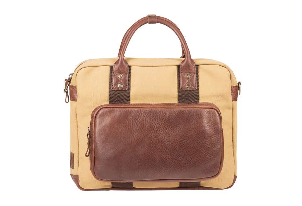 Will Leather Goods Lewis Briefcase | The Clymb