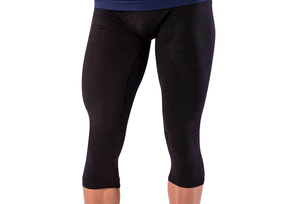 035fec9825603 Zensah Base Layer 3/4 Compression Capris - Men's | The Clymb