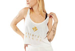 Fierce and Regal The Logo Tank - Women's
