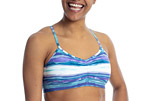 Handful Adjustable Sports Bra - Women's