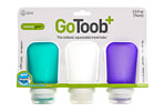 humangear GoToob+ 3-Pack - Medium