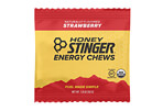 Honey Stinger Strawberry Organic Energy Chews - Box of 12
