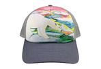Katherine Homes Adult Sublimation BB Hat - Polar Bear