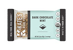 Kate's Real Food Dark Chocolate Mint Bar - Box of 12