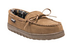 MUK LUKS Paul Suede Moccasin - Men's