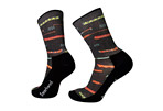 Smartwool Light Canoe Print Hiking Crew Socks - Women's