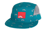 Spacecraft Throwback 5 Panel Hat