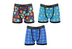 Warriors & Scholars Jaiden Boxer Briefs 3-Pack