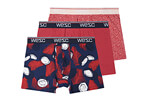 WeSC Benjamin Coconut Assorted 3 Pack Boxers - Men's
