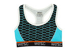 WeSC Dakota Logos Bra - Women's
