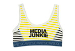 WeSC Marley Color Block Bra - Women's