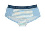 WeSC Teagan Stripe Block Boy Short - Women's