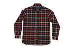 Wilder & Sons Tryon Flannel Shirt - Men's