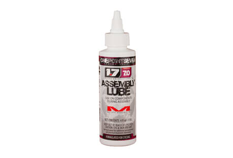 1.7 Cycling Assembly Lube