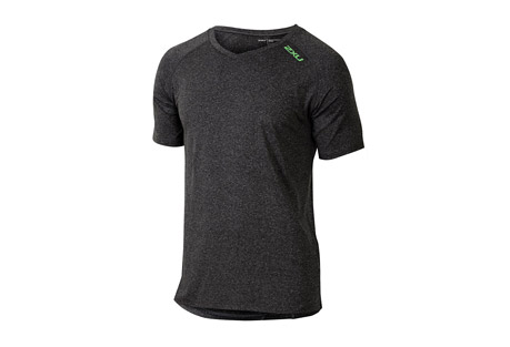 2XU Urban Short Sleeve V-Neck Top - Men's