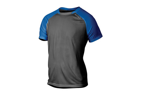 2XU Tech Vent 2 Tone Short Sleeve Top - Men's