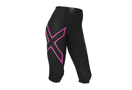 2XU Mid-Rise Compression 3/4 Tights - Women's
