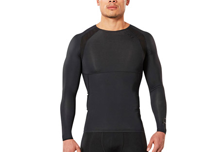 2XU Refresh Recovery Compression Top - Men's