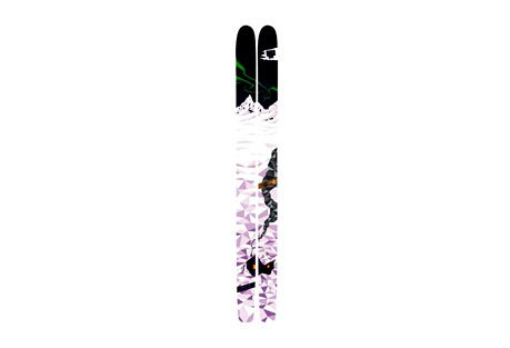 4FRNT HOJI W Signature Series Skis