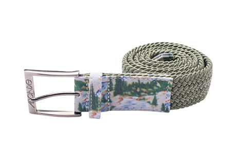 Arcade Belts The Hudson Nature - Men's