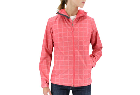 adidas All Outdoor 2L Wandertag All Over Print Jacket - Women's