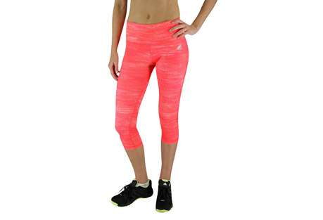 adidas Performer Mid-Rise 3/4 Tight - Women's
