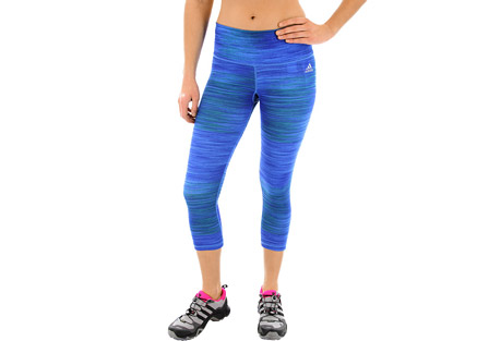 adidas Performer Mid Rise 3/4 Tight - Women's