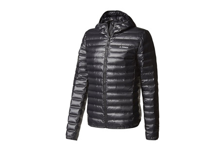 adidas Terrex Lite Down Hooded Jacket - Men's
