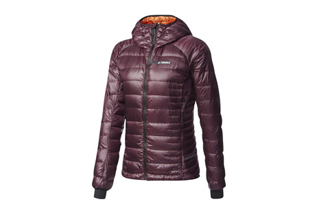 adidas Terrex Climaheat Agravic Down Hooded Jacket - Women's