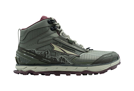 Altra Lone Peak 4 Mid Mesh Shoes - Women's
