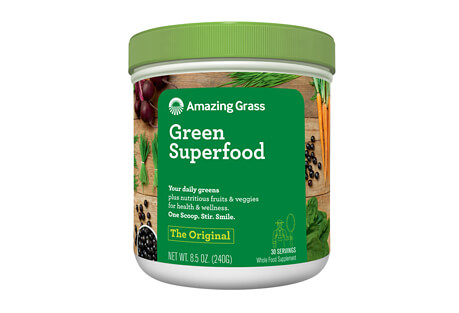 Amazing Grass Original Green SuperFood Canister - 30 Servings