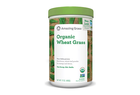 Amazing Grass Organic Wheat Grass - 60 Servings