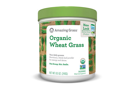 Amazing Grass Organic Wheat Grass - 30 Servings