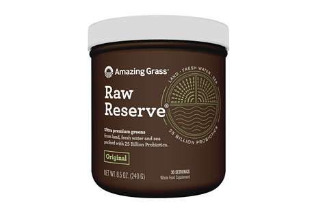 Amazing Grass Raw Reserve Original - 30 Servings