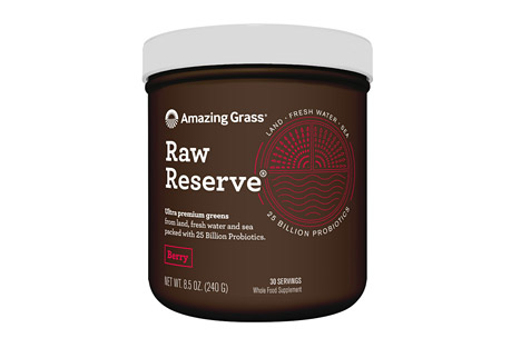 Amazing Grass Raw Reserve Berrry - 30 Servings