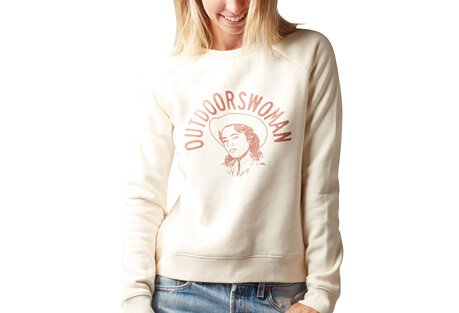 Arbor Outdoorswoman Crew Sweater - Women's